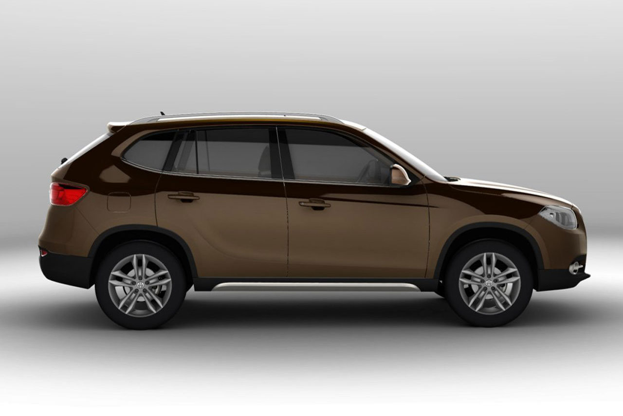 Brilliance-A3-Suv-Side-View-Background