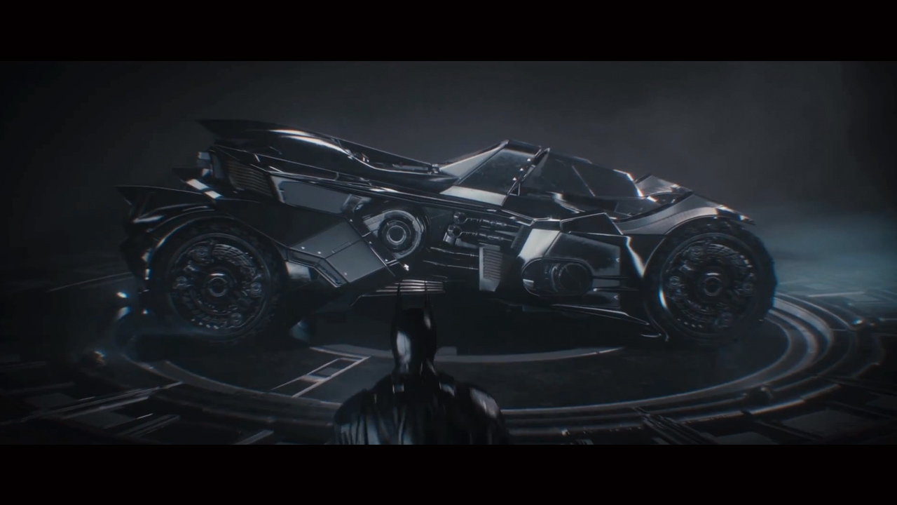 Batman-Car