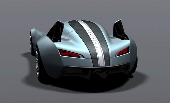Batman Car Bugatti Aerolithe Concept from Douglas Hogg (3)
