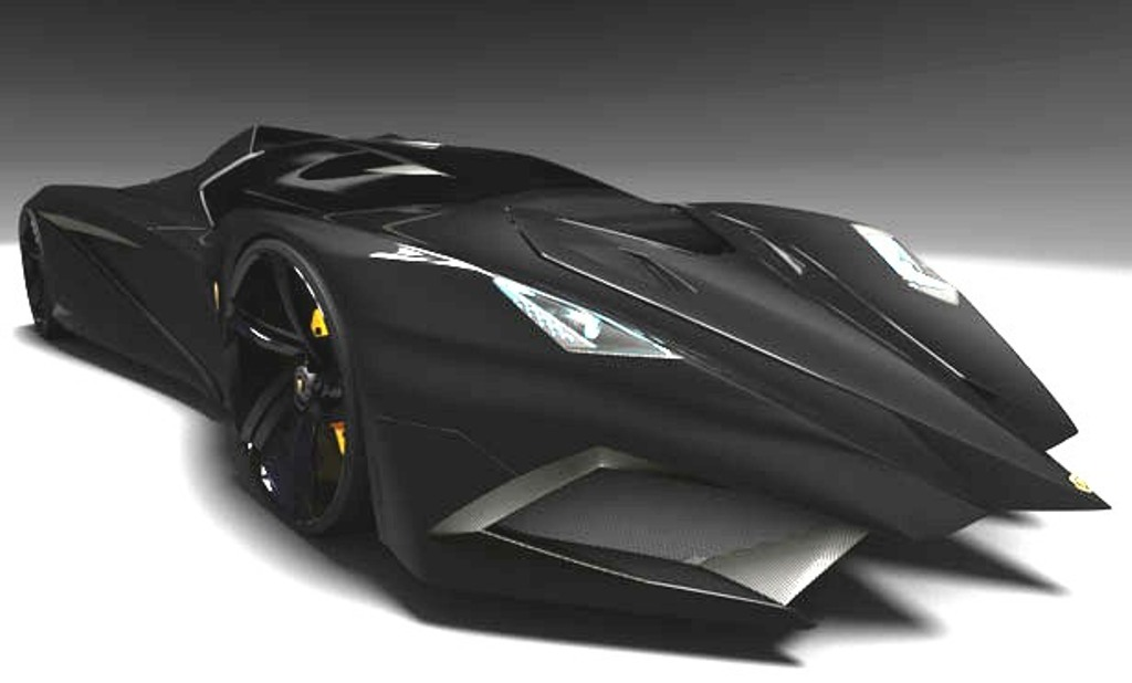 Batman-Car-Lamborghini-Ferruccio-Concept-Design-by-Mark-Hostler-for-the-50th-Anniversary-Lamborghini-Brand-Car-in-2013-Bumper-Design