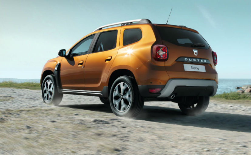 Renault Duster in Egypt