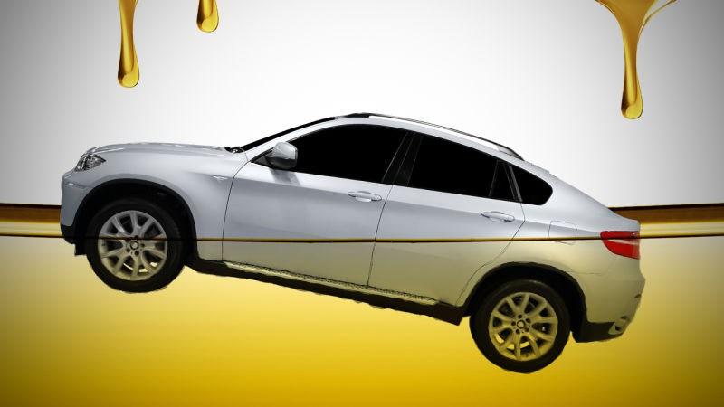 الكشف على مستوى سوائل السيارة   Check-in the Car Fluids