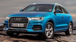 Audi Q3 2017-ميزات عيوب