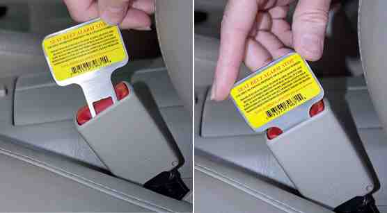 سكاتة حزام الأمان