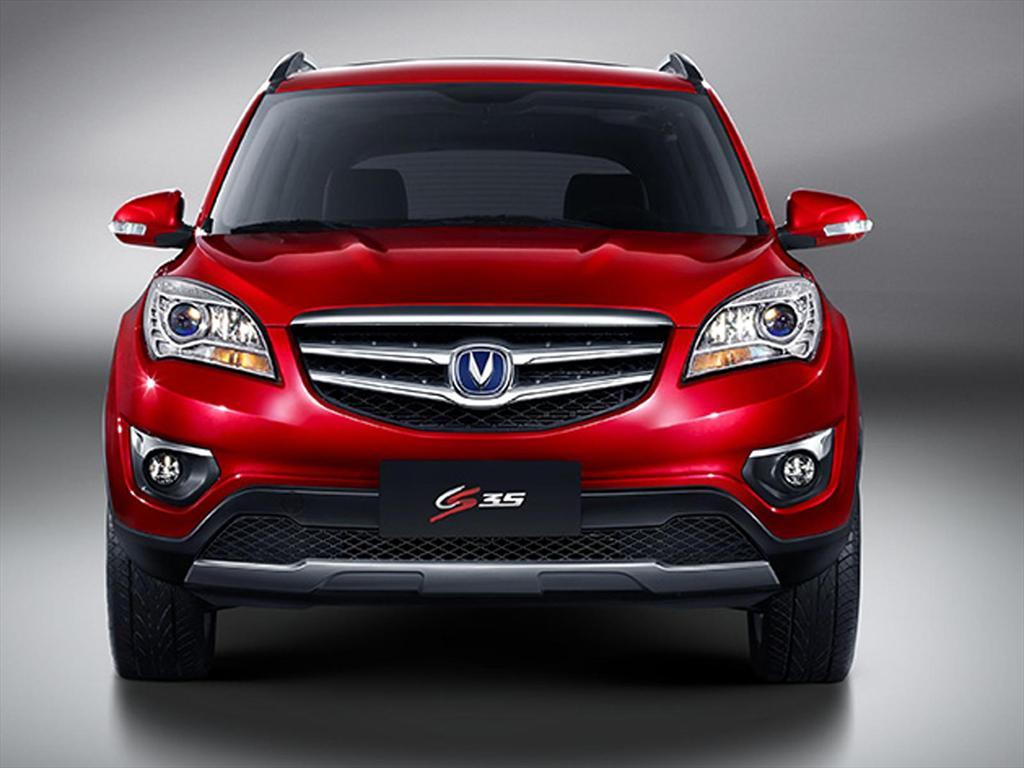 تعرف على مواصفات واسعار السيارة الصينية الجديدة شانجان Cs35 2017