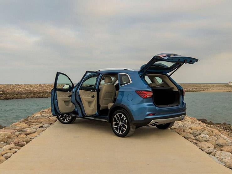تعرف على مواصفات سيارة إم جي Rx5 موديل 2019